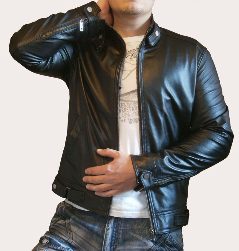 Скидка 10% на мужские кожаные куртки из кожи вола  6116ccacb2a9c