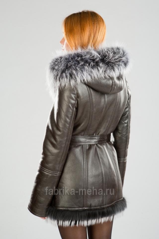 Скидка до 50% на весь ассортимент кожаных курток и дубленок