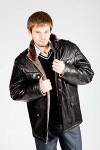 Кожаные куртки 2013: фасоны и расцветки