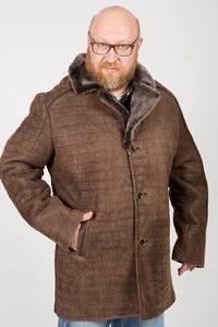 Достоинства кожаных зимних курток