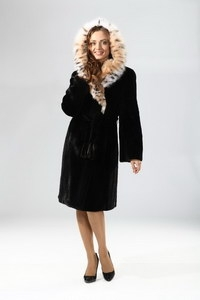 Модели норковых шуб 2012 – вы найдете то, что вам по душе!