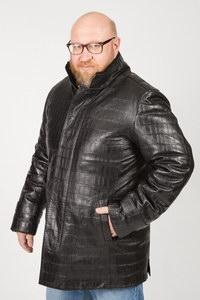 Кожаные куртки с мехом: мужской стиль для холодного времени года