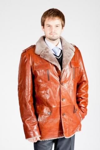 Мужские кожаные куртки для стильных мужчин: весна-2015
