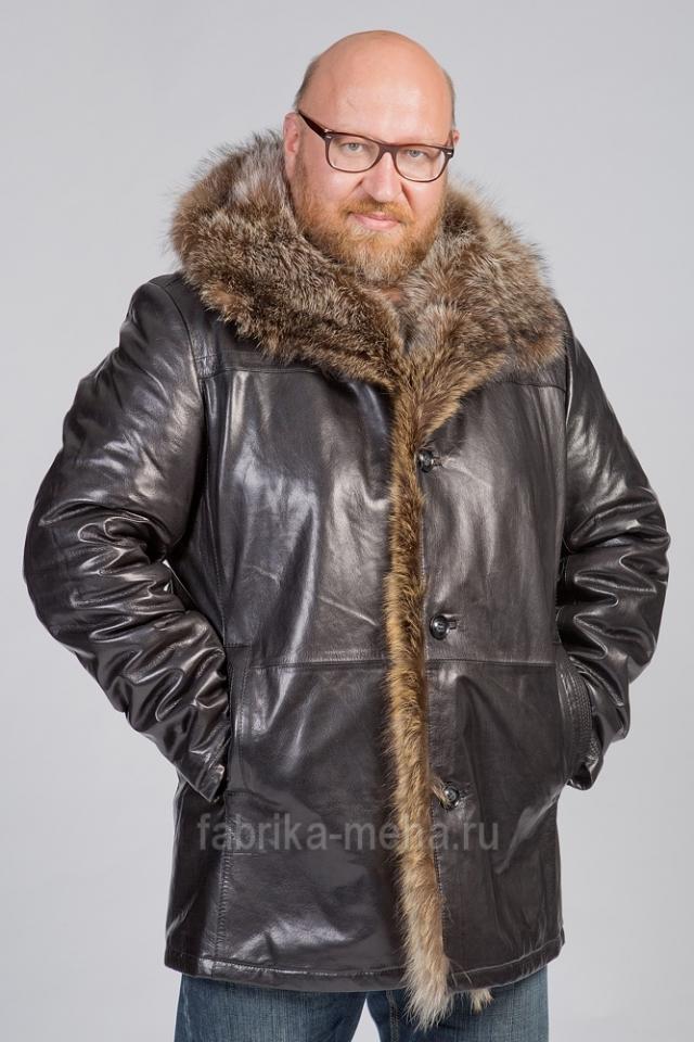 Приходите охотиться в «Фабрику меха» - мужские куртки с меховой отделкой ждут вас
