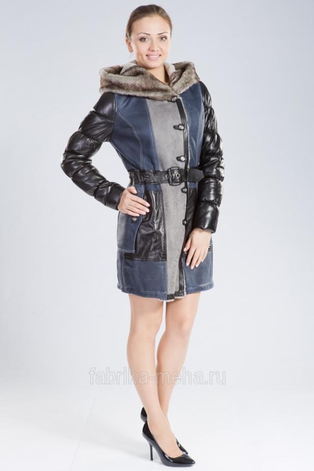 Пополнение кожаных курток и дубленок весенне-осенней коллекции 2015-16 года