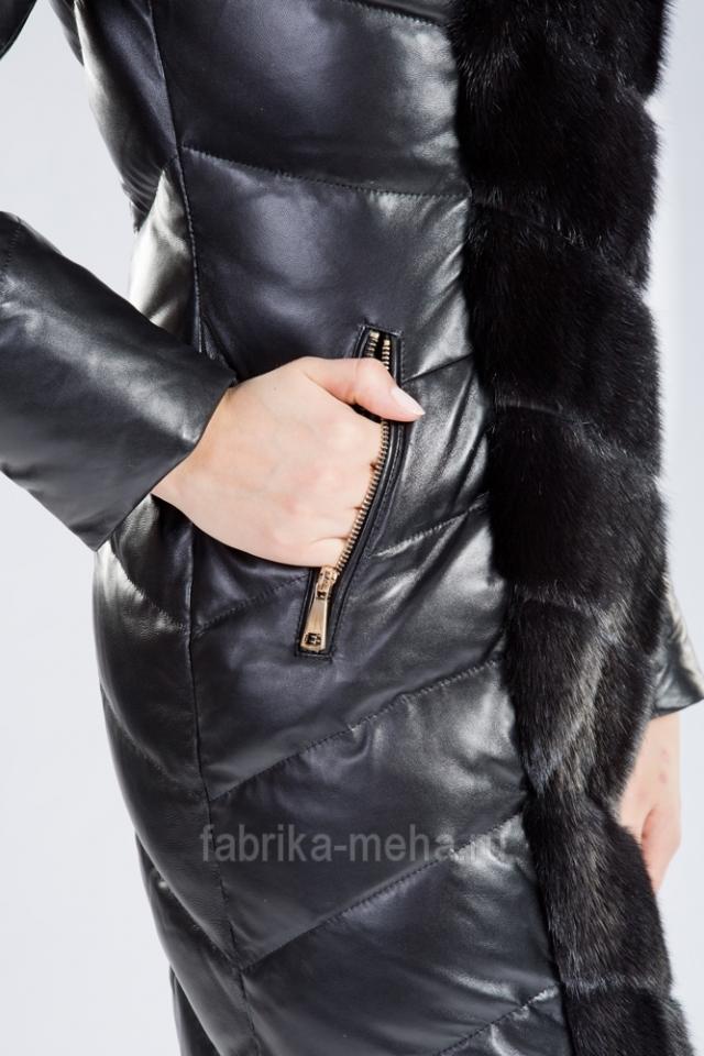«Фабрика меха» предлагает изделия из кожи