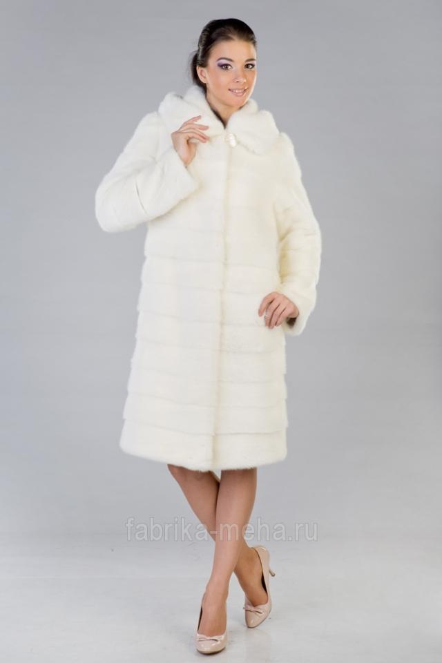 Норка снова на пике моды – в новой коллекции шуб 2015 года