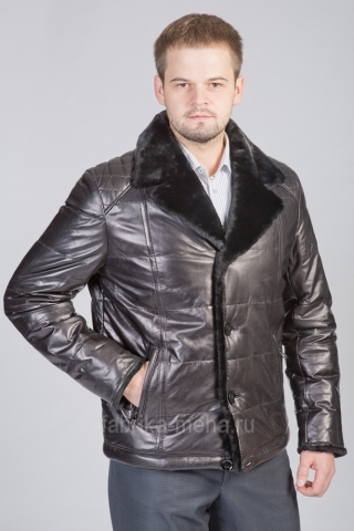 Кожаные куртки для образа современного мужчины