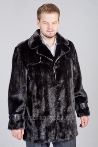 Мужская одежда класса премиум от «Фабрики меха» скоро в продаже