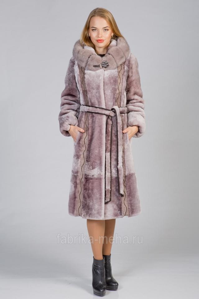 Мутоновые шубы – новая коллекция 2014-2015
